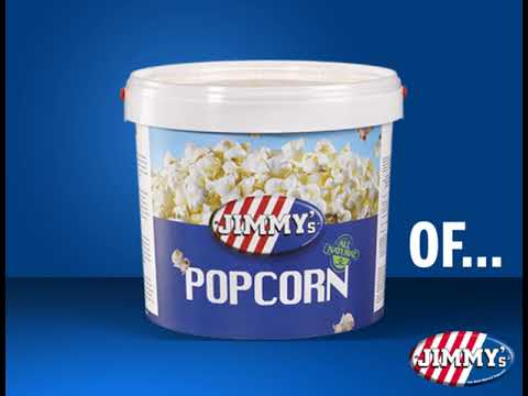Jimmys Popcorn - What size?