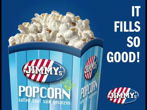 Jimmy's Popcorn - Fills so good