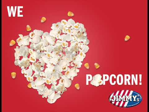 Jimmy's Popcorn - We love popcorn