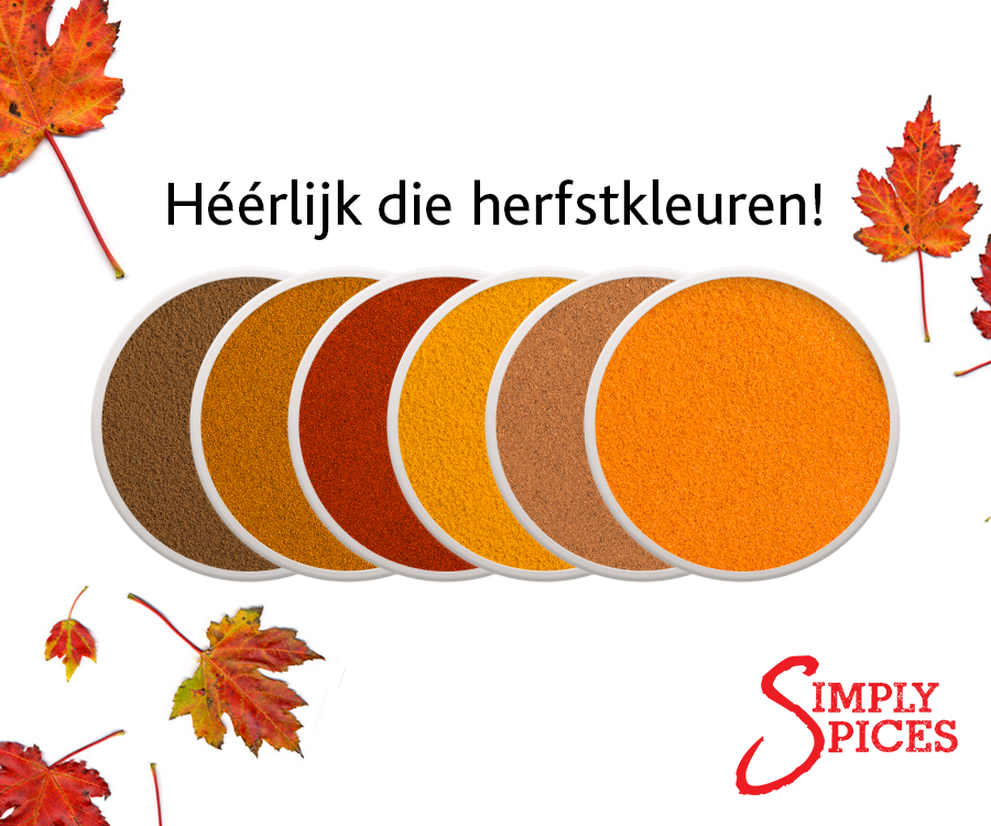 Herfst  - Simply Spices