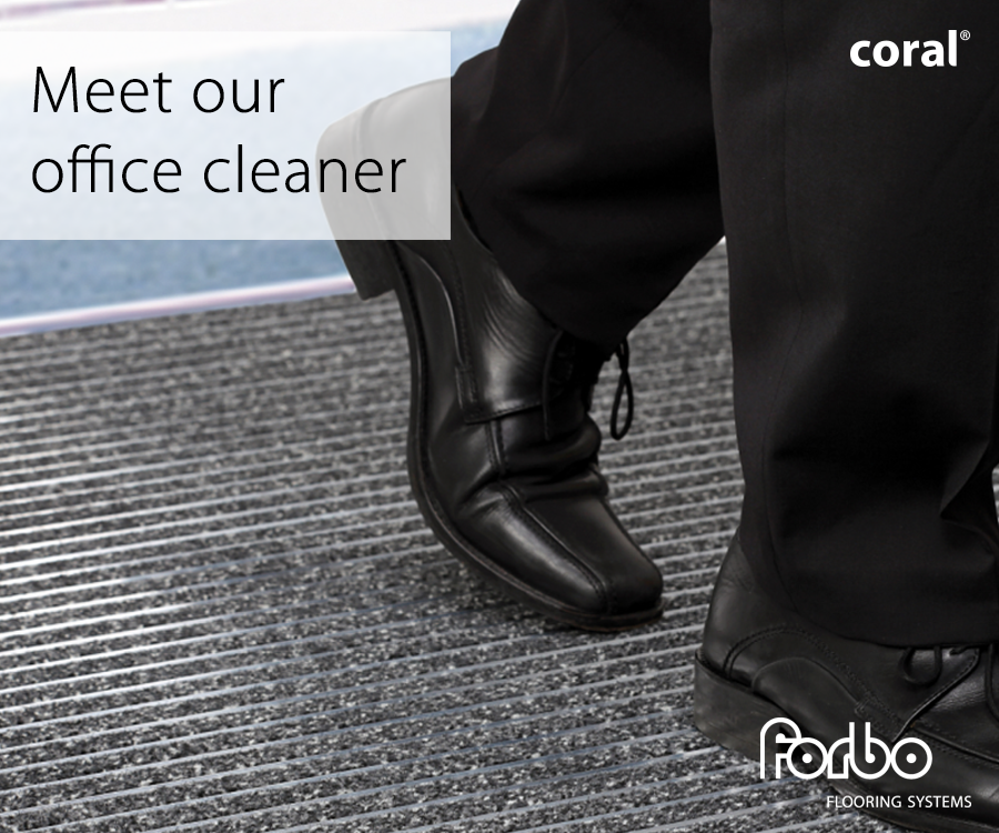 Office cleaner - Forbo